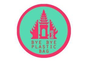 bye-bye Plastic Bag Logo