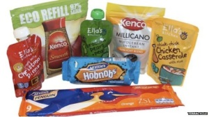 Companies with TerraCycle contracts