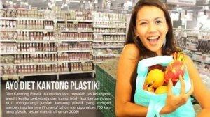 Diet Plastic Bag