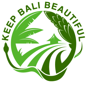Keep Bali Beautiful New Logo